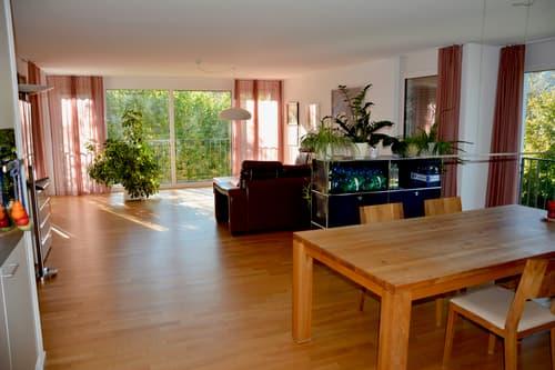 Grosse Einliegerwohnung mit zwei Balkonen (1)