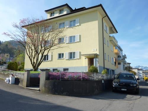 Charmantes Mehrfamilienhaus in Root zu verkaufen