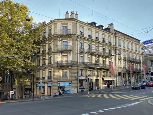 Bureaux idéalement situés au coeur de Lausanne (1)