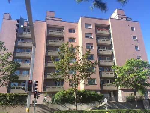 Gewerberäumlichkeit im neu aufkommendem Trendquartier Schwamendingen (1)