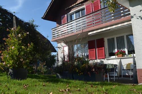 Einfamilienhaus in Mauss b. Gümmenen (1)