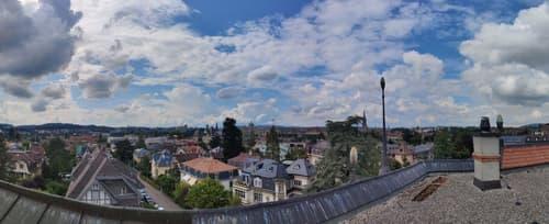 Gemütliches 2-Zimmer Bijou mit Blick über Bern