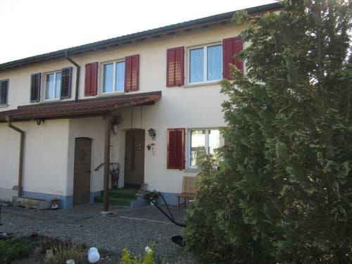 Reihenhaus in Frauenfeld