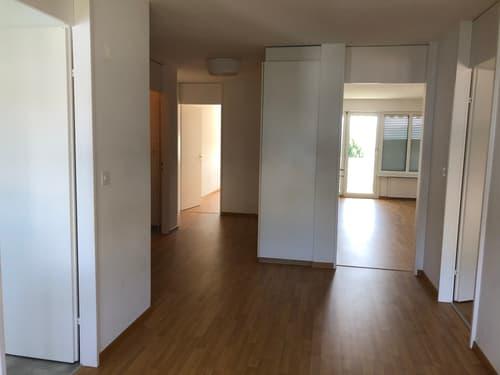 Grosszügige 4.5 Zimmer Wohnung mit fantastischer Aussicht auf Säntis/Alpstein