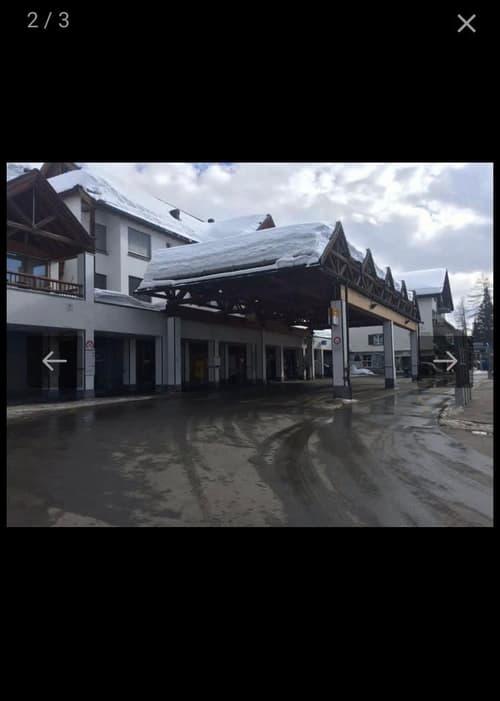 Zentral gelegene zentraler geht es nicht!Tiefgarage in Lenzerheide/Lai, befristet