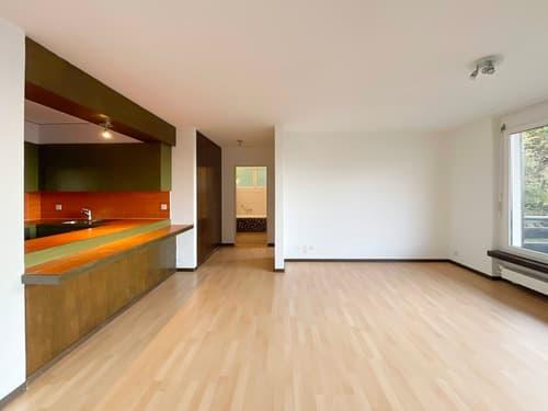 Schöne 2.5-Zimmer Wohnung in Filzbach mit Ausblick (1)