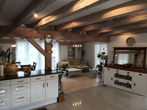 Grossräumige 4.5-Zimmer-Maisonettwohnung mit grosser Terasse