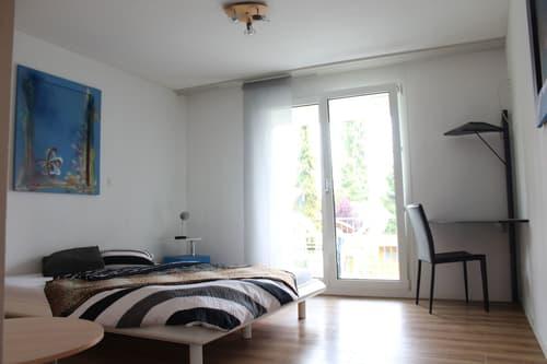 möbliertes Studio / 1-Zimmer-Wohnung Nähe Zentrum