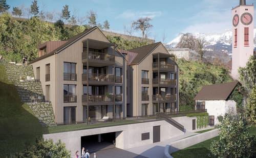 grosszügige 3.5 Zimmer-Eigentumswohnung mit Felsenkeller - RESERVIERT
