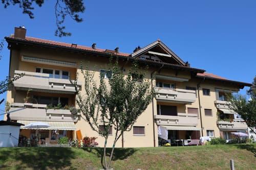 charmante 4.5 Zimmer-Dachwohnung an zentraler Lage