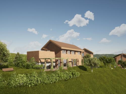 Familienfreundliches Neubauprojekt