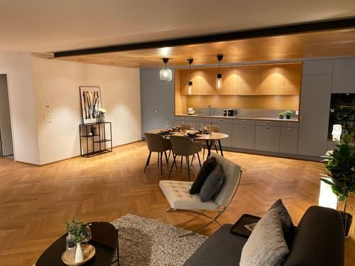 """4 1/2-Zimmer Terrassenhaus  """"Niesen Ebene 3"""""""