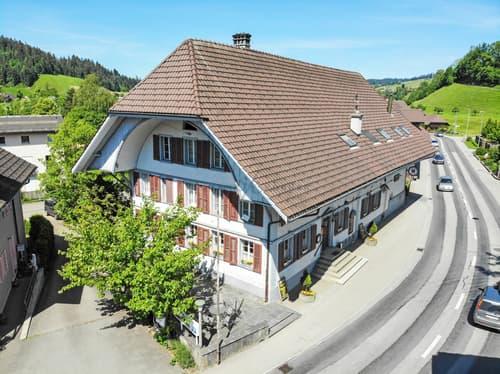 Landgasthof Adler 5 % Bruttorendite mit Sanierungskonzept!