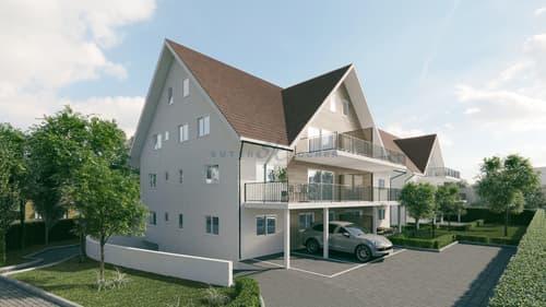 Exklusive Neubauwohnung im Schwandmatt Thierachern