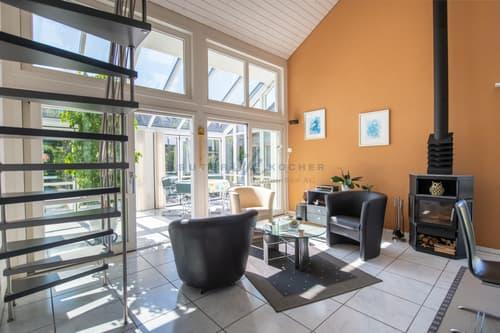 Perfekt gelegenes Einfamilienhaus in Roggwil!