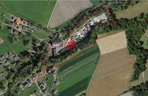 Attraktives Gewerbeareal mit 32'750 m² Fläche in Roggwil