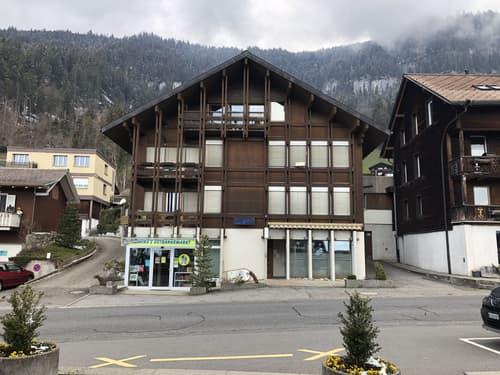 Zentral gelegene Wohnung in Beatenberg