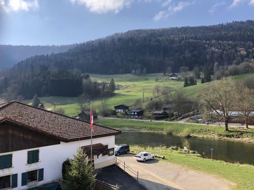 Hotel Restaurant mit Chalet am Doubs - 314