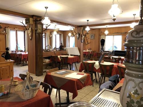Hotel Restaurant Alpenrose  im Berner Oberland - 302