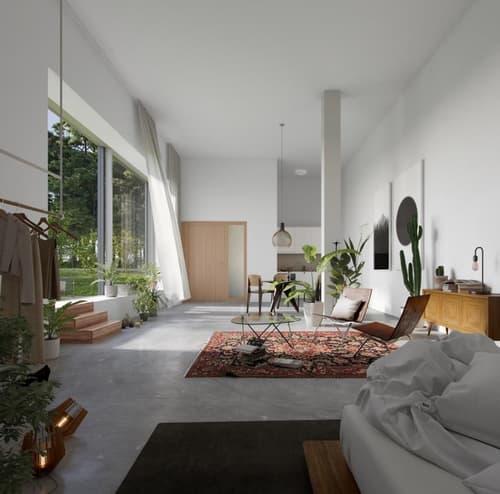 Büro / Wohnloft