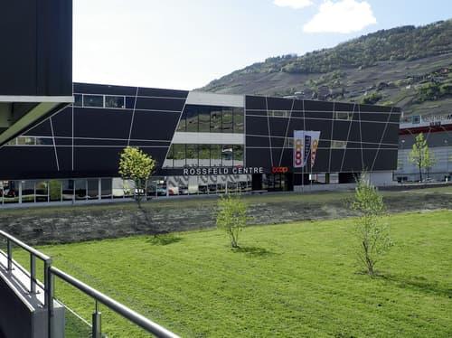 """Surface pour café/bistro - Centre commercial """"Rossfeld"""""""
