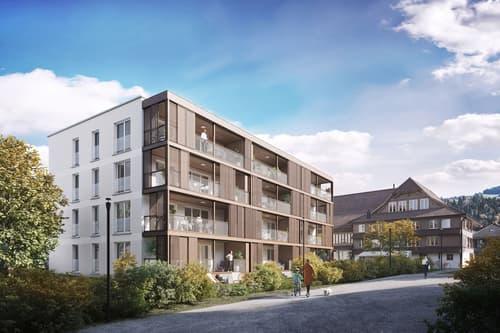 Bieri - Neubauwohnung mitten in Steffisburg