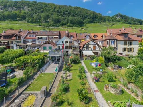 Wohnen im Winzerdorf - Wohnhäuser mit drei Wohnungen und Nebenräumen