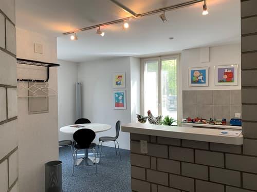 Büro- oder Praxisräumlichkeiten