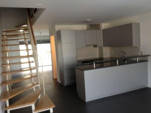 Duplexwohnung mit Balkon