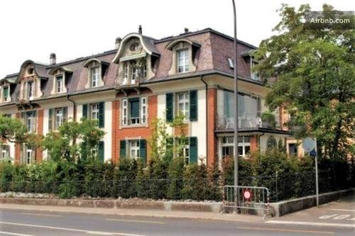 5½ ZI-WOHNUNG IN BERN - KIRCHENFELD, MÖBLIERT
