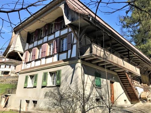 """Ehemalige Mühle an idyllischer Lage, direkt am """"Mülibach"""""""