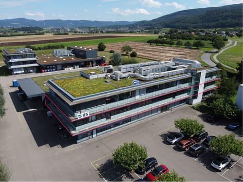 Gebäude Benkenstrasse 260, Witterswil, Invacare International GmbH