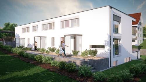 Neubauprojekt: 7.5-Zimmer-Reiheneckhaus