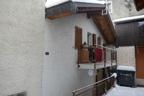 Gemütliches Einfamilienhaus in Salgesch!