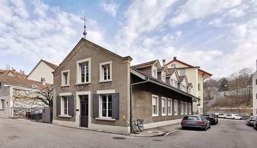 Gewerbe- und Wohnhaus im Matte-Quartier, Wasserwerkgasse 6/6a, 3011 Bern