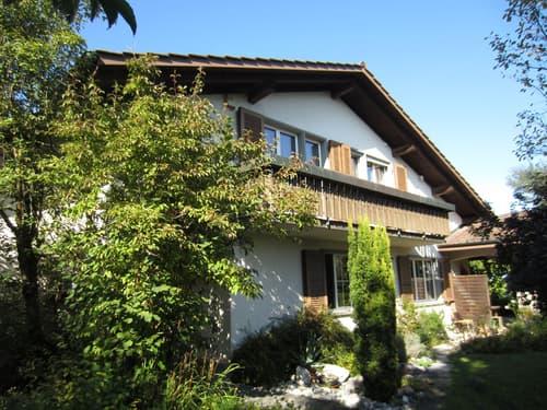 6,5-Zimmer Einfamilienhaus, Neueneggstrasse 12, 3172 Niederwangen