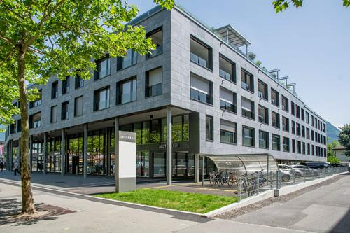 Gewerbefläche in Neubau, Interlaken Ost