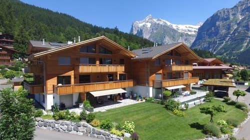 4.5-Zimmer-Dachwohnung im Chalet Silbersee