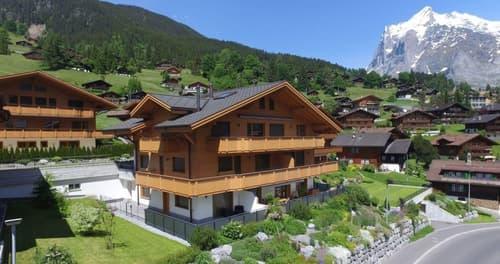 GriwaTreuhand_Immobilien_Kaufen_Grindelwald_Chalet Columba_Sommer
