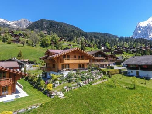 Schönes Einfamilienhaus Chalet Eleven mit Bergsicht