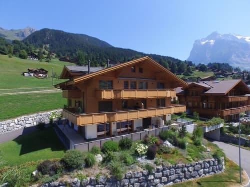 Chalet Antara, helle Dachwohnung nähe Bergbahnen