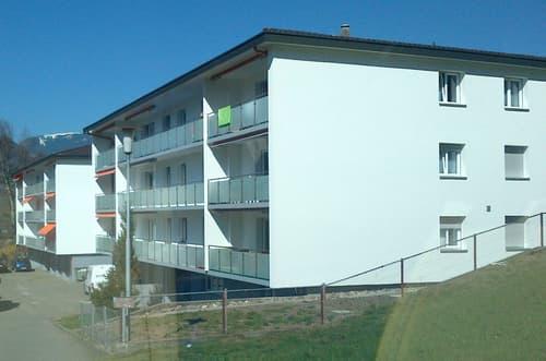Schöne 3.0-Zimmer-Wohnung an ruhiger Lage in Kerns zu vermieten