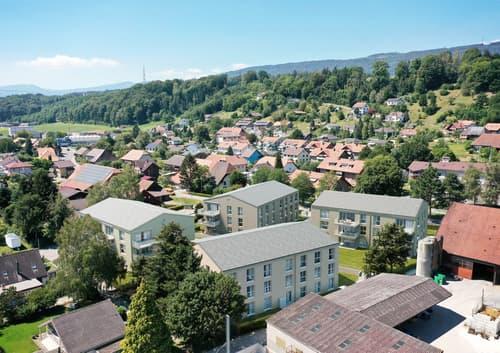 Mehrfamilienhaus als Anlage - Neubau