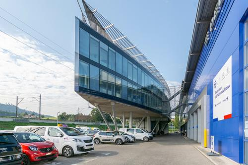 Investitionsgelegenheit - Gewerbegebäude an gut erschlossener Lage