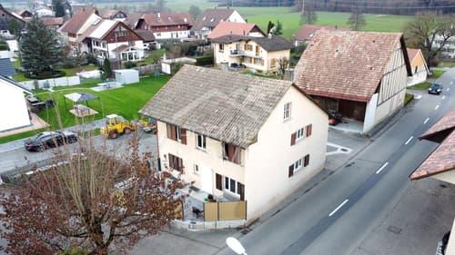 Mehrfamilienhaus mit viel Potenzial