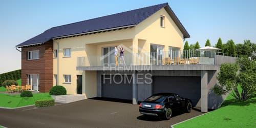 Neubau - Traumhaftes Einfamilienhaus mit viel Platz