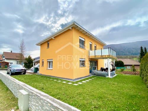 Modernes Einfamilienhaus mit toller Wohnatmosphäre