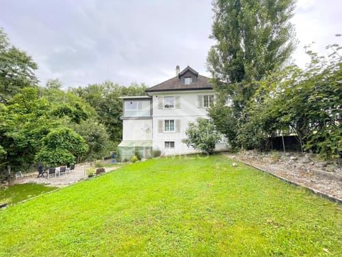 11 Zimmer Zweifamilienhaus in Schinznach Bad