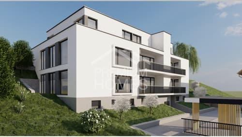 Neubau 5.5 Zimmer Attika mit Terrasse