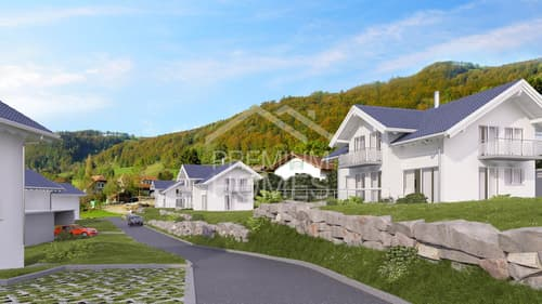 Neubauprojekt Einfamilienhaus an sonniger, bevorzugter Lage und mit...